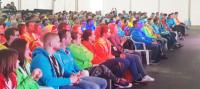 Команда Молодежного совета при Минэнерго России успешно выступила под эгидой Ассоциации на форуме молодых специалистов «Форсаж»